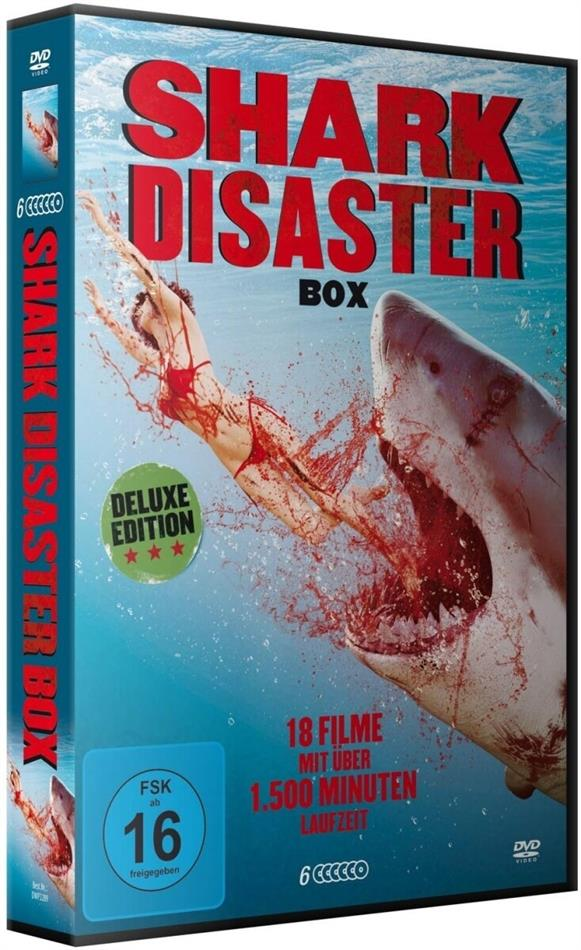 Shark Disaster - 18 Filme (Deluxe Edition, 6 DVDs)