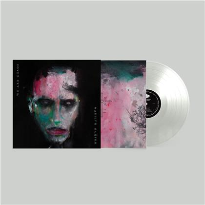 Marilyn Manson - We Are Chaos (Exklusiv CeDe.ch, Limited Edition, White Vinyl, LP)