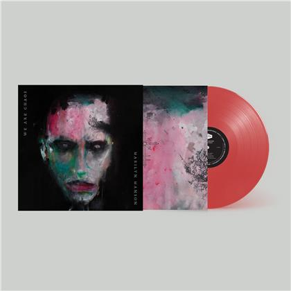 Marilyn Manson - We Are Chaos (Exklusiv CeDe.ch, Limited Edition, Red Vinyl, LP)
