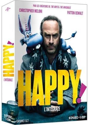 Happy - Intégrale - Saisons 1 & 2 (6 DVDs)