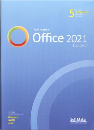 SoftMaker Office Standard 2021 (5 PCs)