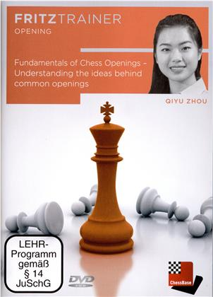 Fundamentals of Chess Openings von Qiyu Zhou