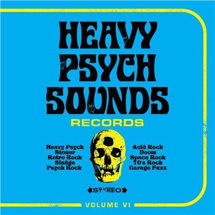 Heavy Psych Sounds Sampler Vol. 6
