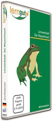 Lernwerkstatt - Der Wasserfrosch (PC+MAC)