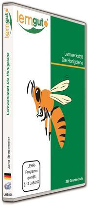 Lernwerkstatt - Die Honigbiene (PC+MAC)