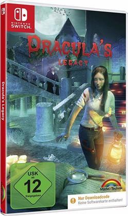 Dracula's Legacy (Code-in-a-Box)