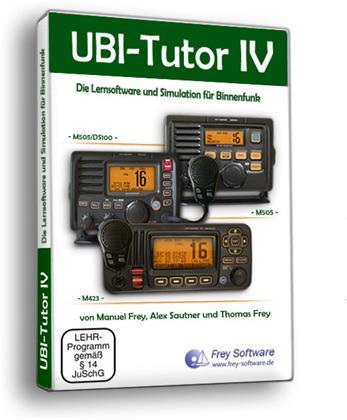 UBI-Tutor IV - Die Lernsoftware und Simulation für Binnenfunk