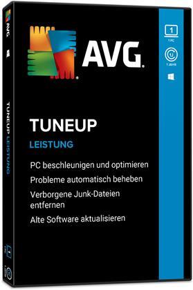 AVG TuneUp 2020 - 1 Gerät I 1 Jahr (CIAB)