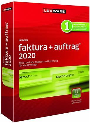 Lexware faktura+auftrag 2020 Jahresversion (365 Tage)