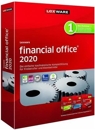 Lexware financial office 2020 Jahresversion (365 Tage)