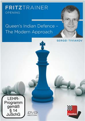 Sergei Tiviakov - Queen's Indian Defence – The Modern Approach