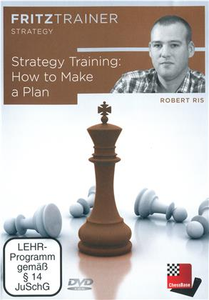 Strategy Training - How to Make a Plan (Robert Ris)