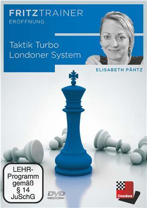 Elisabeth Pähtz - Taktik Turbo Londoner System