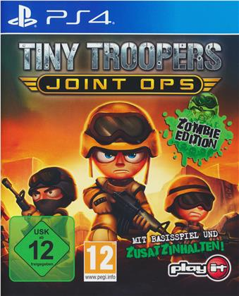 Tiny Troopers - Joint Ops: Zombie Edition