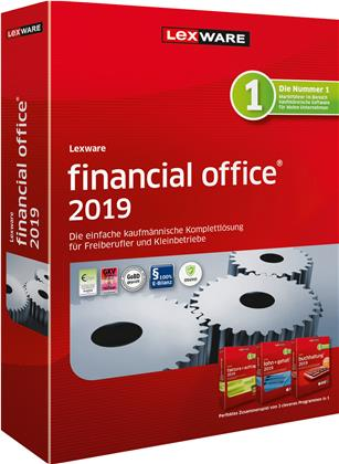 Lexware financial office 2019 Jahresversion (365 Tage)