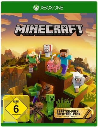 Minecraft Master Collection (inkl. Starter Pack - Crerators-Pack & 1000 Minecoins)