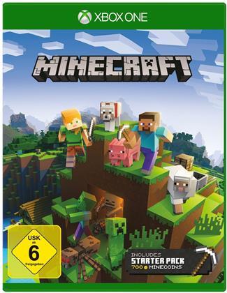 Minecraft Starter Collection (inkl. Starter Pack & 700 Minecoins)