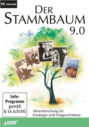 Stammbaum 9.0 - Ahnenforschung für Einsteiger und Fortgeschrittene