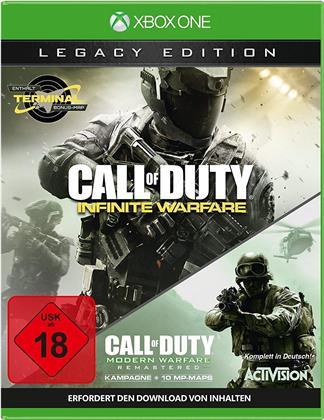 Call of Duty 13 - Infinite Warfare inkl. Call of Duty 4: Modern Warfare (Legacy Edition)