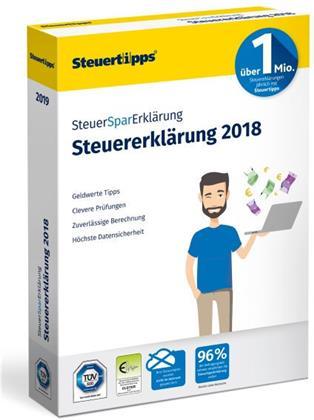 SteuerSparErklärung 2019 (für Steuerjahr 2018)