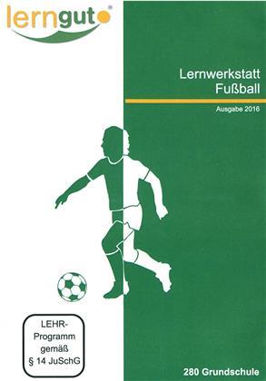 Lernwerkstatt Fußball (PC+Mac)