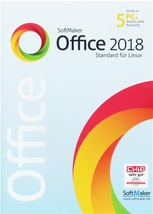 SoftMaker Office Standard 2018 für Linux - SoftMaker Office Standard 2018 für (Linux (5 PCs)