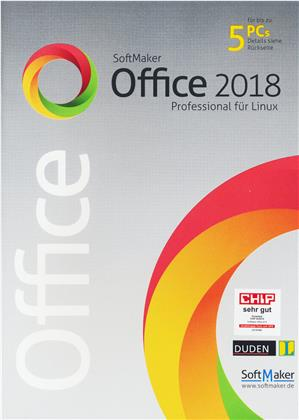 SoftMaker Office Professional 2018 für Linux - SoftMaker Office Professional 2018 für (Linux (5 PCs)