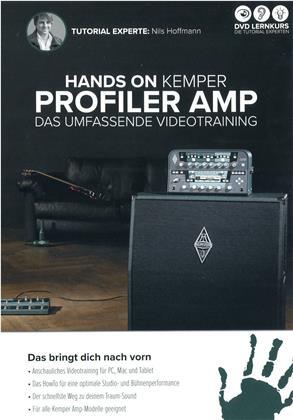 Hands On Kemper Profiler Amp - Das umfassende Videotraining (PC+Mac+Tablet)
