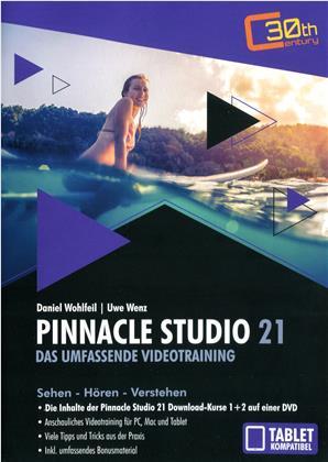 Pinnacle Studio 21 - Das umfassende Videotrainin - Pinnacle Studio 21 - Das umfassende Videotraining