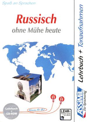 Russisch ohne Mühe heute - Multimedia (Lehrbuch + CD-ROM)