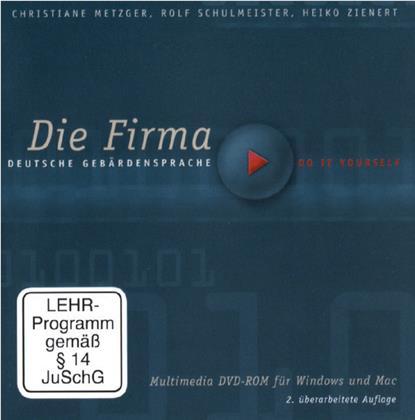 Die Firma - Deutsche Gebärdensprache Interaktiv - Die Firma - Deutsche Gebärdensprache Interaktiv (DVD-ROM)