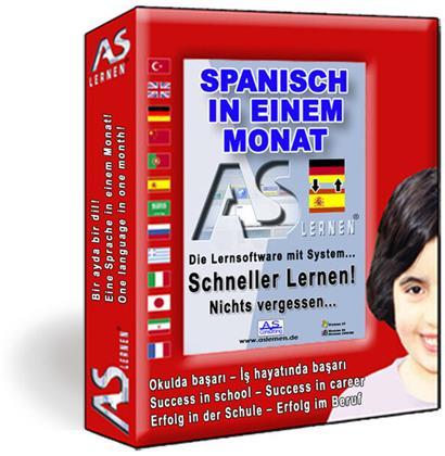 Spanisch in einem Monat