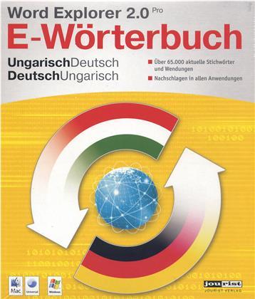 Word Explorer Pro 2.0 Ungarisch/Deutsch - Word Explorer 2.0 Pro Ungarisch/Deutsch, Deutsch/Ungarisch