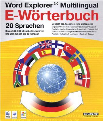 Word Explorer 2.0 Pro Multilingual - Box