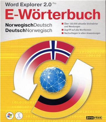Word Explorer 2.0 Pro Norwegisch/Deutsch - Word Explorer 2.0 Pro Norwegisch/Deutsch, Deutsch/Norwegisch