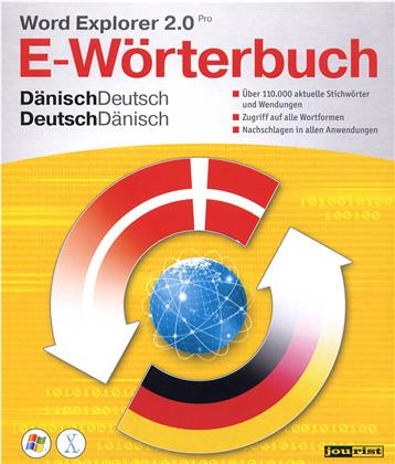Word Explorer 2.0 Pro Dänisch/Deutsch - Word Explorer 2.0 Pro Dänisch/Deutsch, Deutsch/Dänisch