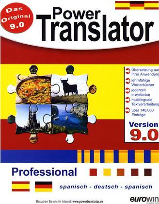 PowerTranslator 9.0 - spanisch-dt.-spanisch