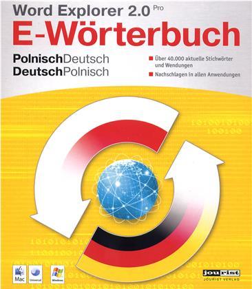 Word Explorer 2.0 Pro Polnisch/Deutsch - Word Explorer 2.0 Pro Polnisch/Deutsch, Deutsch/Polnisch