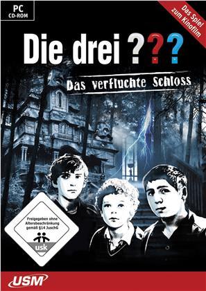 Die drei ??? - Das verfluchte Schloss (DVD-ROM)