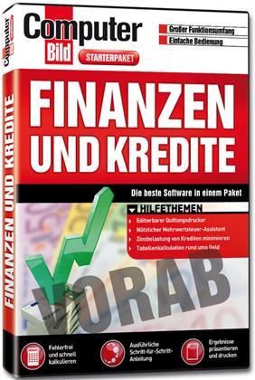 Finanzen & Kredite (Computer Bild)