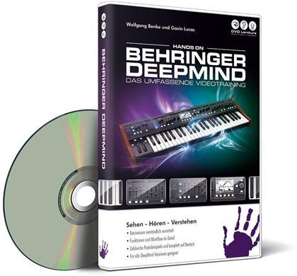 Behringer DeepMind – Das umfassende Videotrainin - Behringer DeepMind – Das umfassende Videotraining (PC+Mac+Tablet)