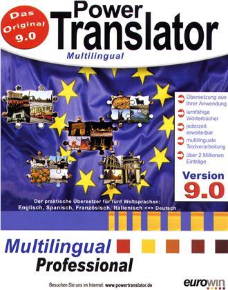 PowerTranslator Pro 9.0 - Multilingual