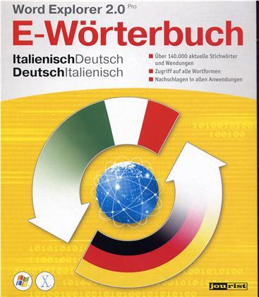 Word Explorer 2.0 Pro Italienisch/Deutsch - Word Explorer 2.0 Pro Italienisch/Deutsch, Deutsch/Italienisch