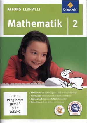 Alfons Lernwelt - Mathematik 2: Ausgabe 2009 (PC+MAC)