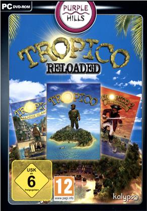 Purple Hills - Tropico Reloaded