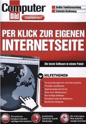Per Klick zur eigenen Internetseite - Computer - Per Klick zur eigenen Internetseite - Computer Bild