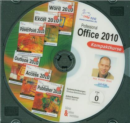 Office 2010 Professional-Bundle