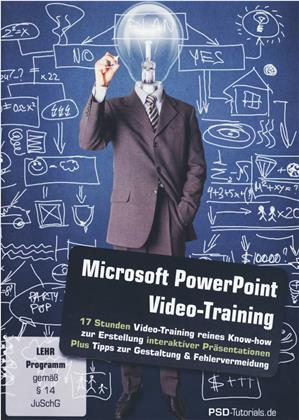 Microsoft PowerPoint-Video-Training (PC+Mac+Tablet)