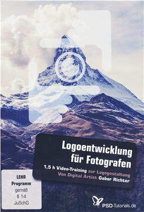 Logoentwicklung für Fotografen (PC+Mac+Linux)