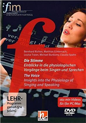 Die Stimme - Einblicke in die physiologischen Vorgänge beim Singen und Sprechen (PC + MAC)